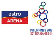 Astro Arena SEA GAMES PH 2019