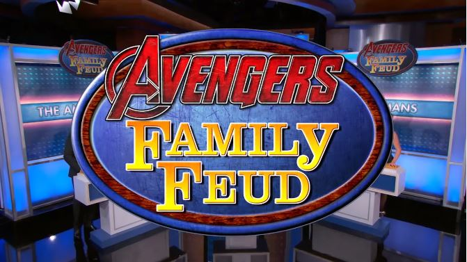 Avengers Family Feud