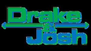 Drake & Josh logo no Nickelodeon logo.png
