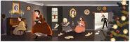 Google Louisa May Alcott's 184th Birthday