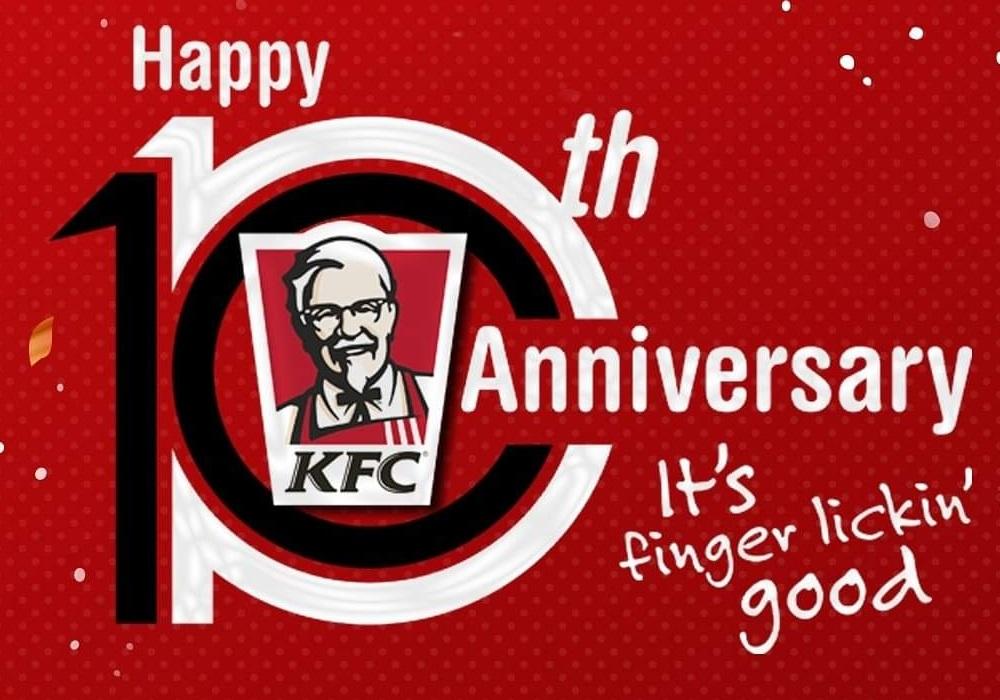 KFC/Anniversary