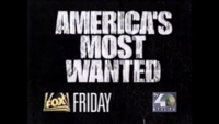 KTXL America's Most Wanted Promo (31 December 1992)