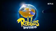 Netflix Rabbids Invasion S4 English title card