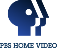 PBS Home Video logo (Stacked, Color)