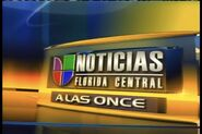 Wven wvea noticias univision florida central 11pm package 2009