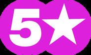 5 Star logo 2011