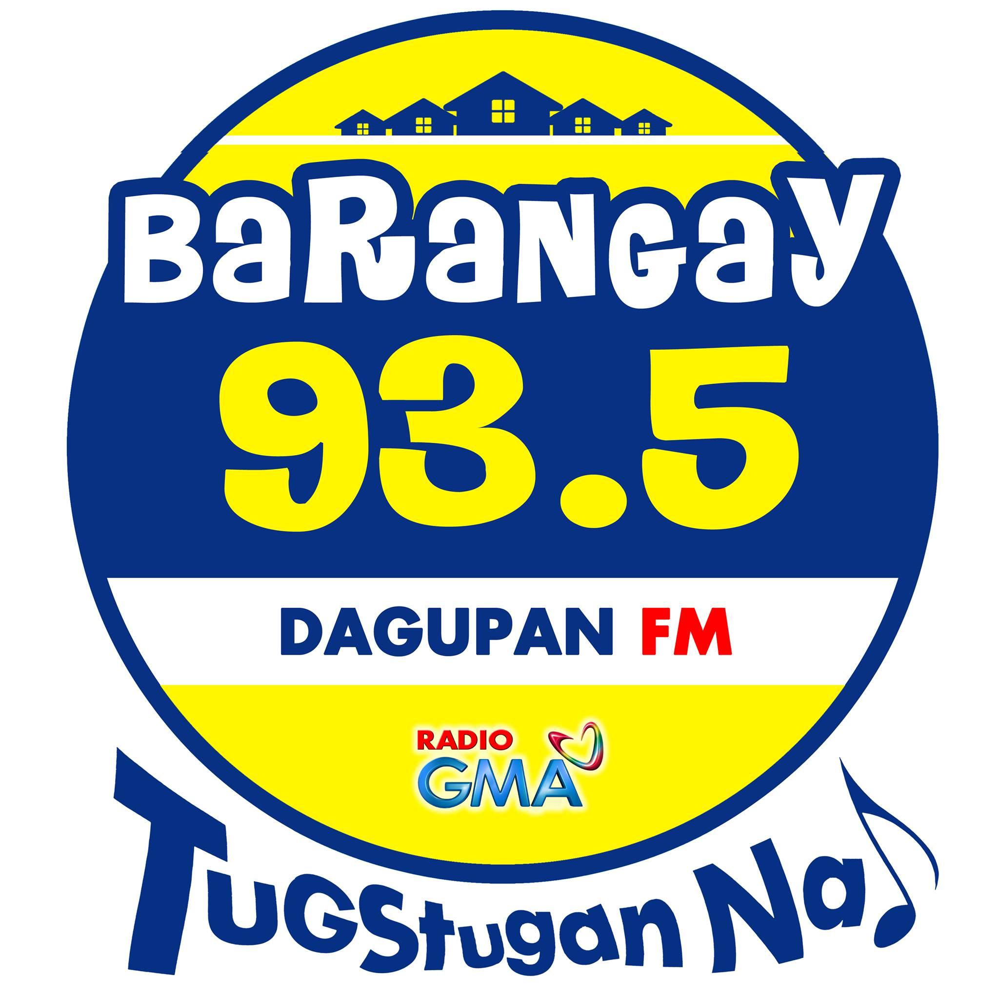 Barangay 93.5 Dagupan 2015 logo.jpeg