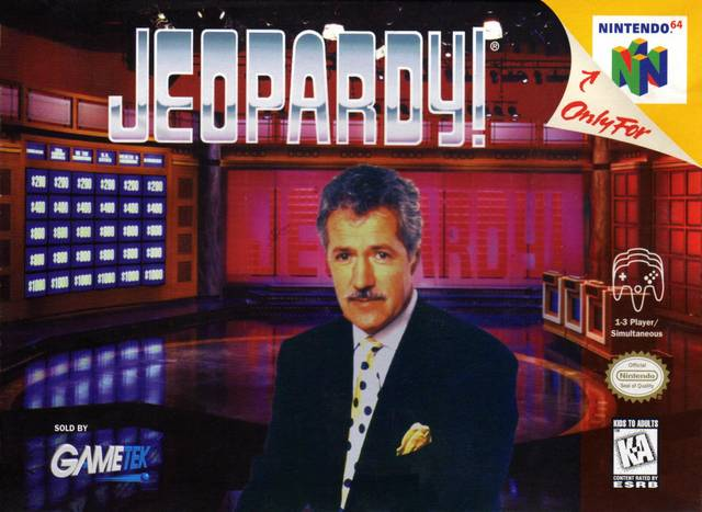 Jeopardy! (Nintendo 64 Game)