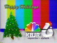 KBJR-TV's Happy Holidays Video ID From December 1995