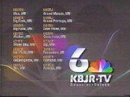 KBJR-TV's Translators Video ID From 1991