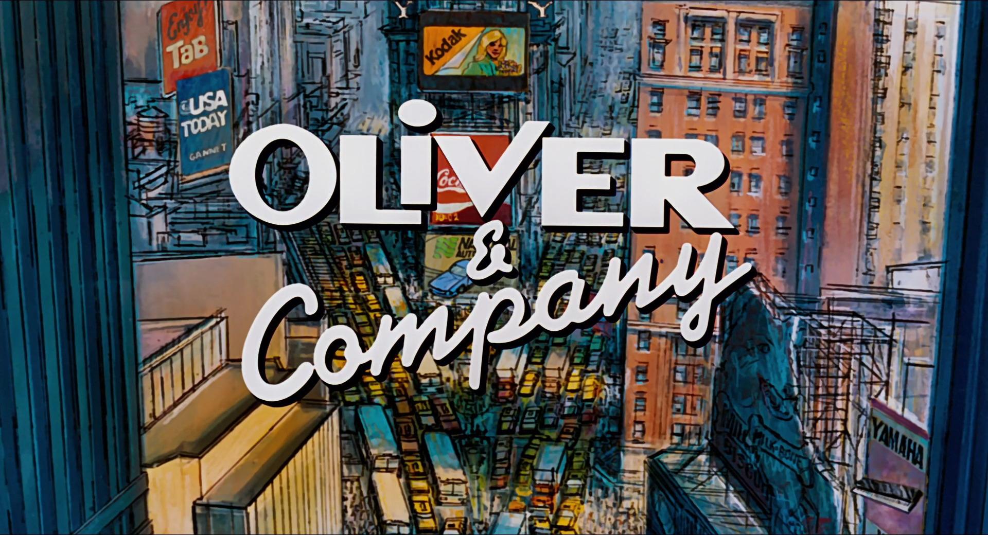 Oliver & Company (1988 film)
