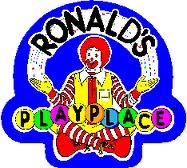 Ronald's Playplace
