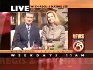 WEWS 1996 Live with Regis and Kathie Lee