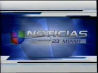 Wltv noticias univision 23 miami blue package 2001