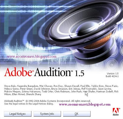 Adobe Audition/Other