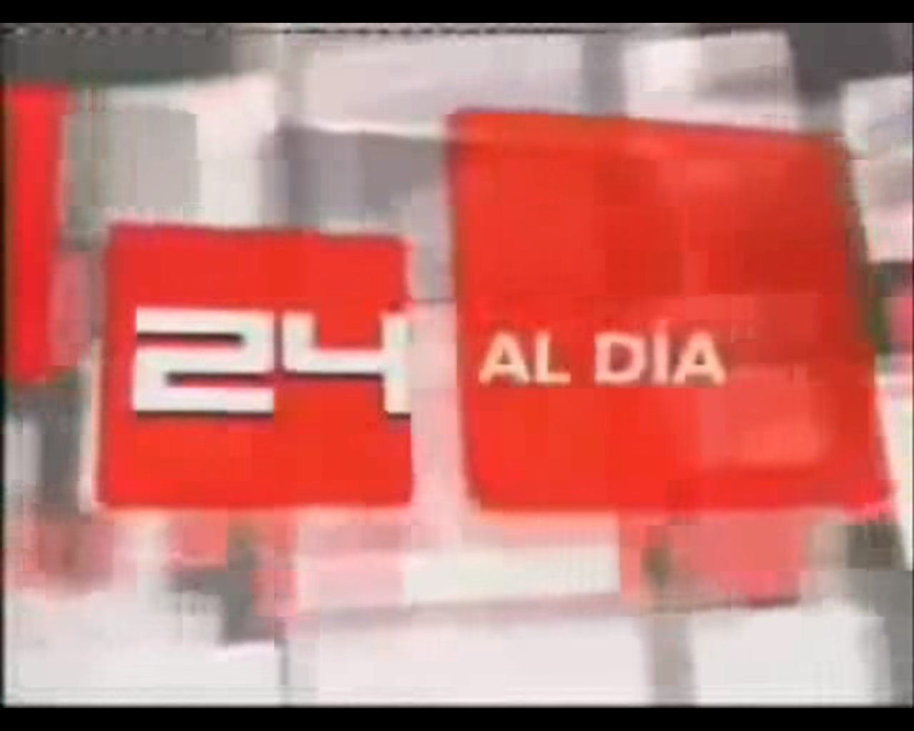 24 Horas (Chilean TV News)