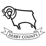 Derby County FC logo (2003-2005 reverse)