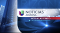 Ktvw kuve noticias univision arizona 5pm package 2013