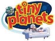 Tiny planets logo