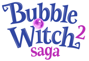 Bubble Witch 2 Saga logo.png