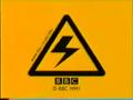 CBBC End Board 2001