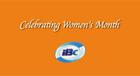 IBC 13 Celebrating Women's Month (2021)