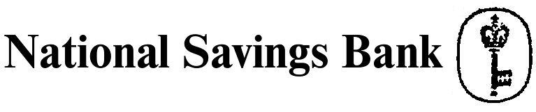 National Savings and Investments