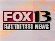 WHBQ FOX 13 EWN 1995