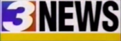 Wkyc channel 3 news logo 1993 2 by jdwinkerman dd0443x