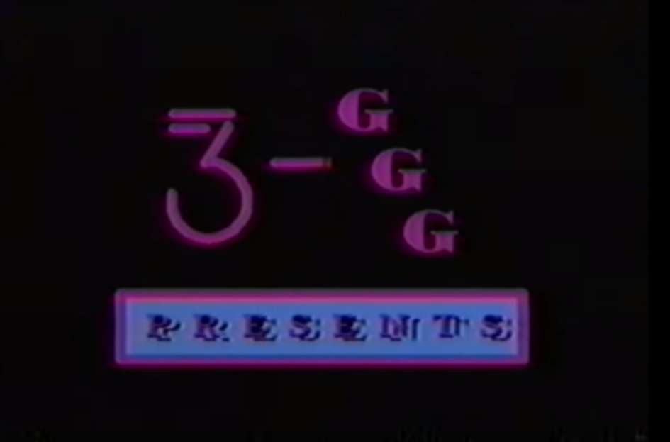 3-G Home Video