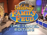 Celebrity Family Feud: Time Travel Edition!