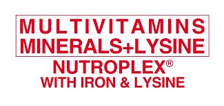 Nutroplex logo 2001-Present.png