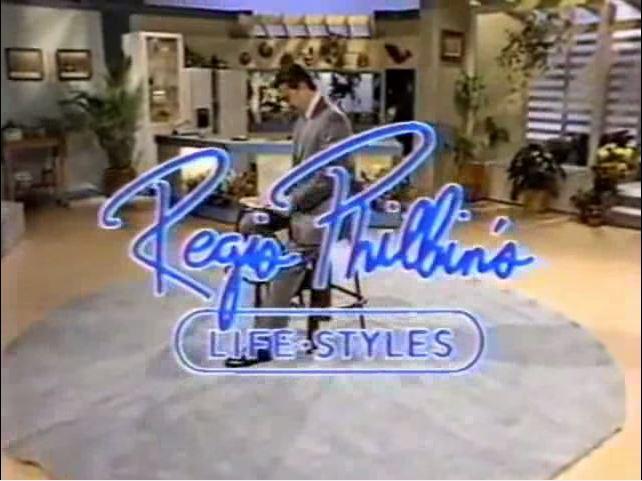 Regis Philbin's Lifestyle