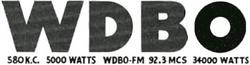WDBO Orlando 1952.png