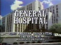 ''General Hospital'' Video Close From Early 1993