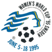 1995 FIFA Women's World Cup logo.png
