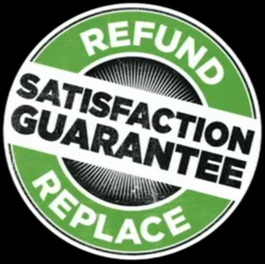 Asda Satisfaction Guarantee