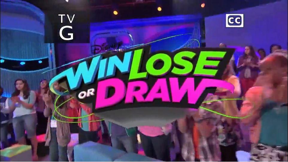 Disney Win, Lose or Draw