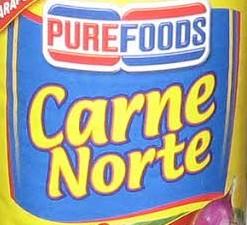 Purefoods Carne Norte
