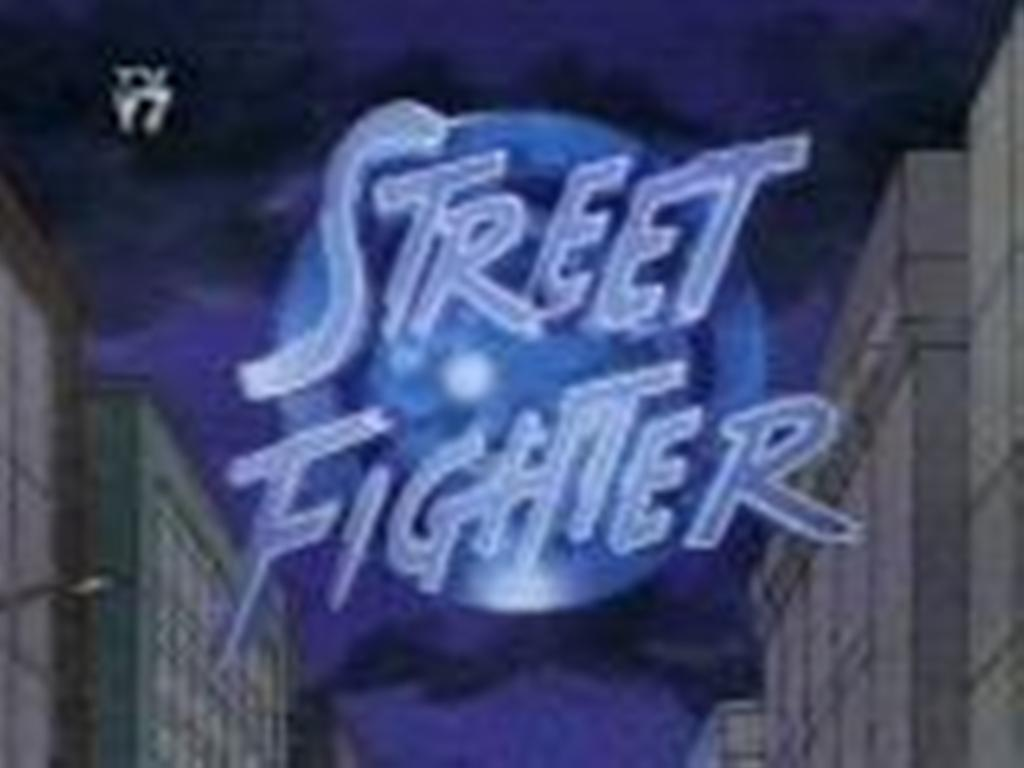 Street Fighter (cartoon)