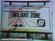 WKBF-TV Twilight Zone Promo Billboard