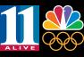WXIA Olympic logo