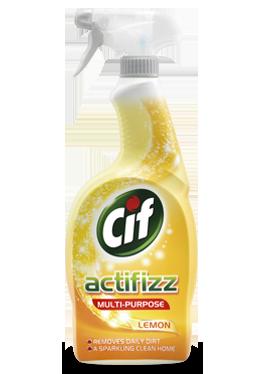 Cif Actifizz Lemon