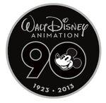 Disney-90-years-logo