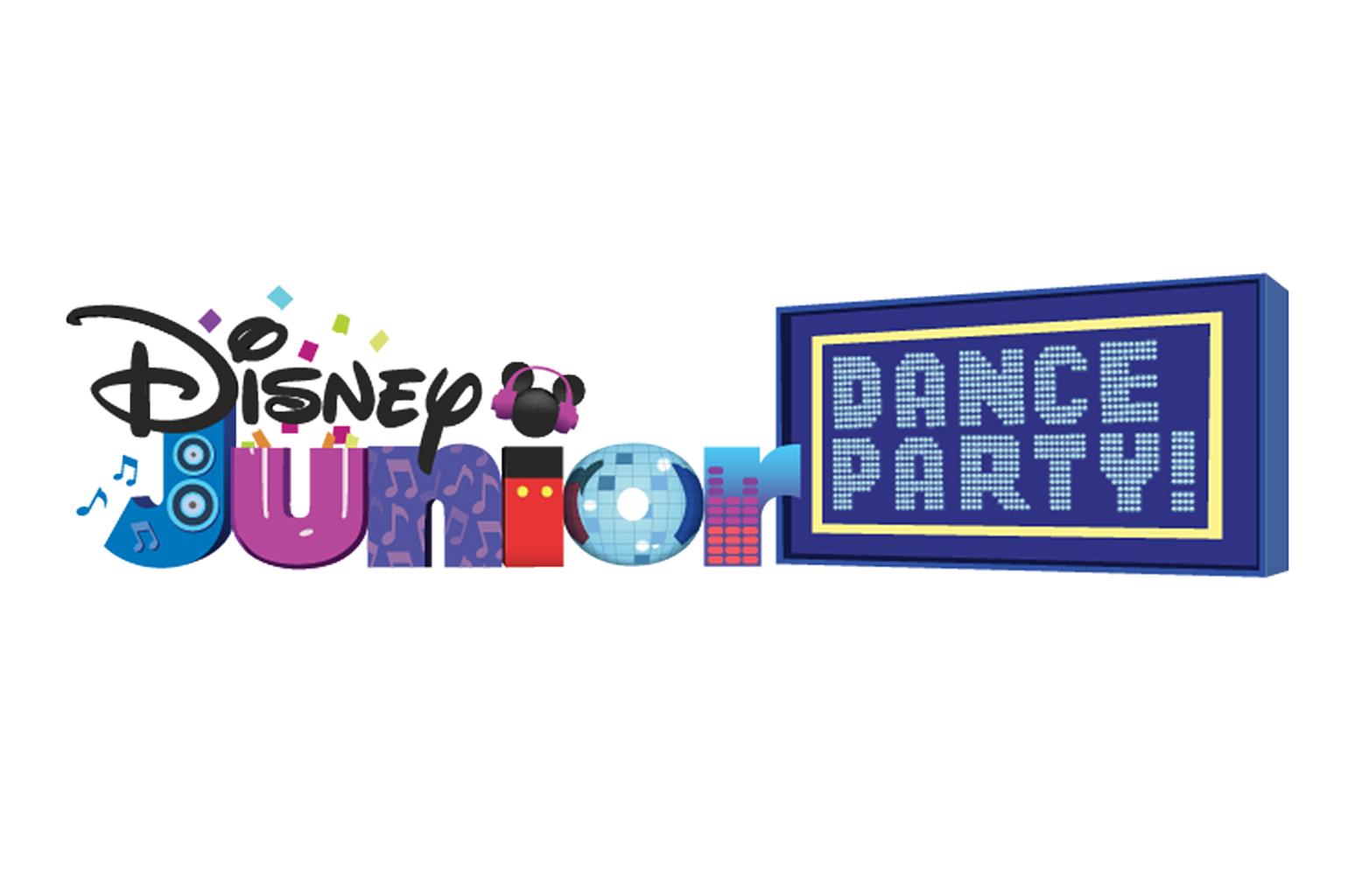 Disney Junior Dance Party!