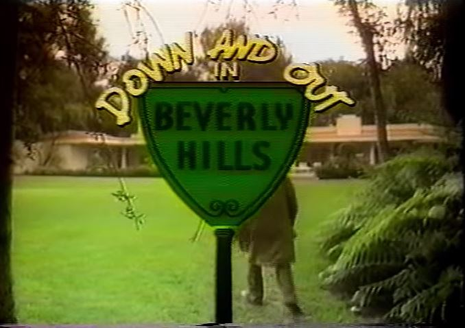 Down and Out In Beverly Hills (1987)