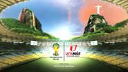 FIFA World Cup Brazil UniMás Colorado