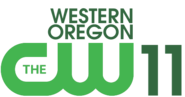 The CW Western Oregon 11 logo