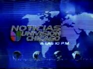 Wgbo noticias univision chicago 10pm package 2004