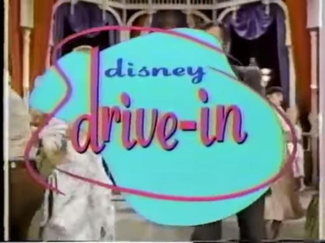 Disney Drive-In